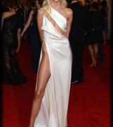 vestido branco  fenda 7