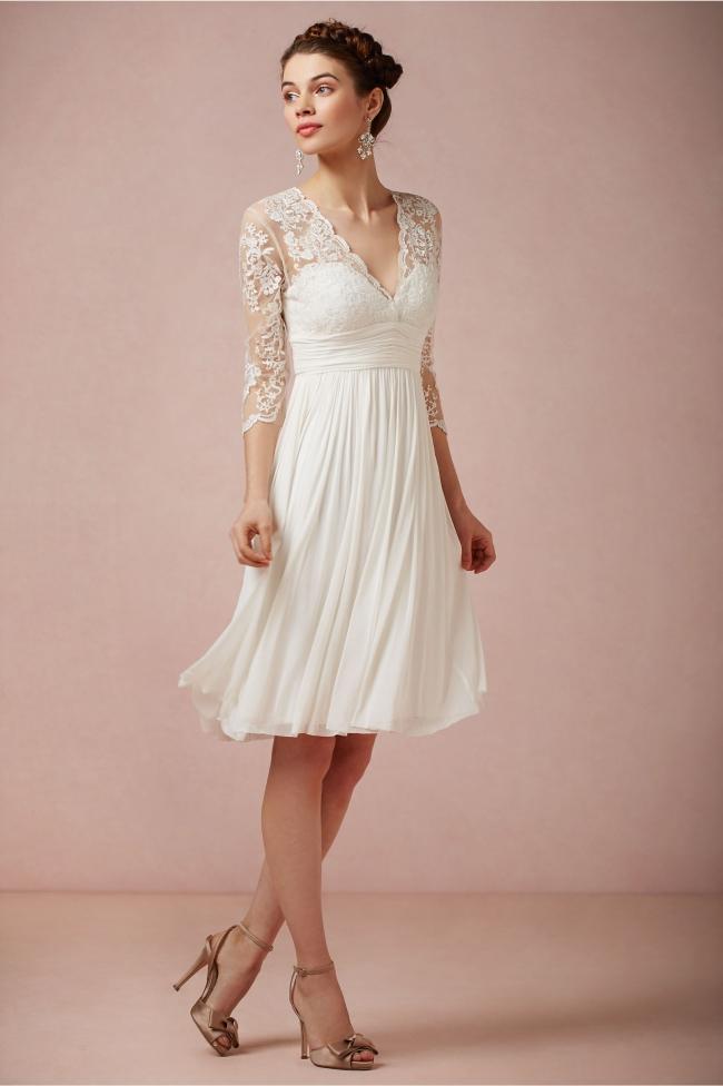 Vestido noiva curto valor