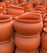 vasos de barro 2