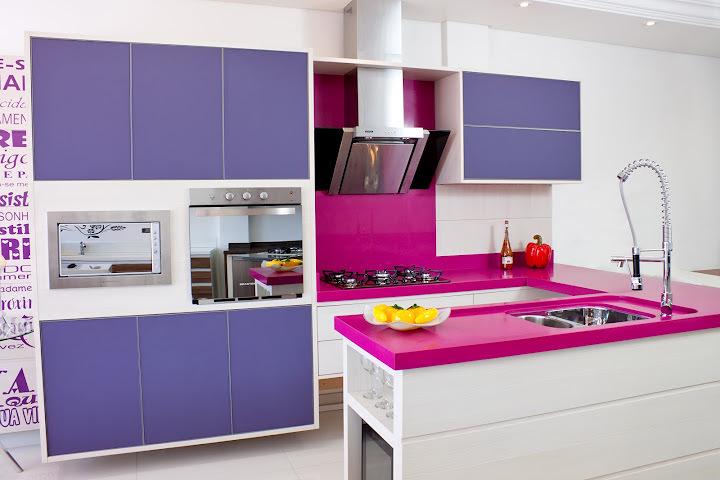 cozinha colorida planejada 3
