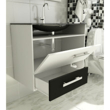 gabinete para banheiro foto 6