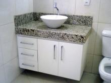 gabinete para banheiro foto 8