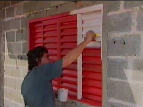 pintar portas e janelas 4