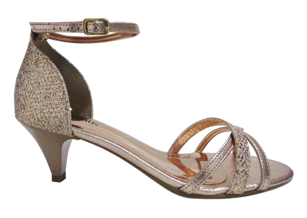 sandalias de luxo salto baixo