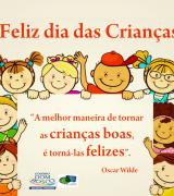 mensagem para dia das criancas linda