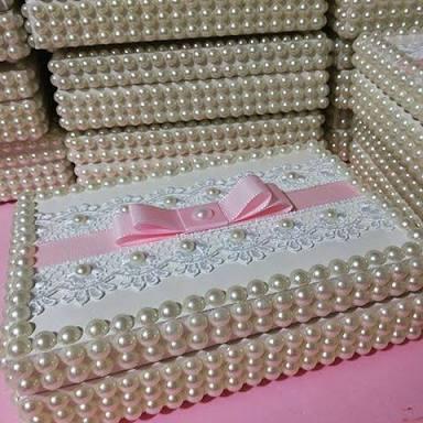 caixa para presente especial