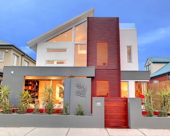 fachadas modernas de casas imagem 6