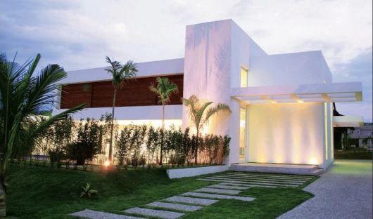 fachadas modernas de casas imagem 7