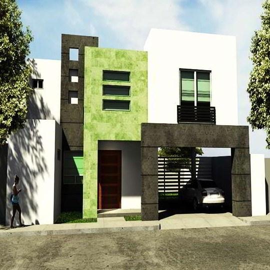 fachadas modernas de casas imagem 8