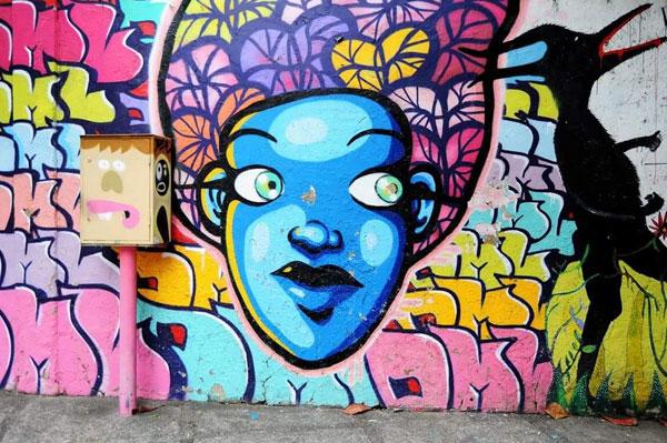 arte de rua artistas
