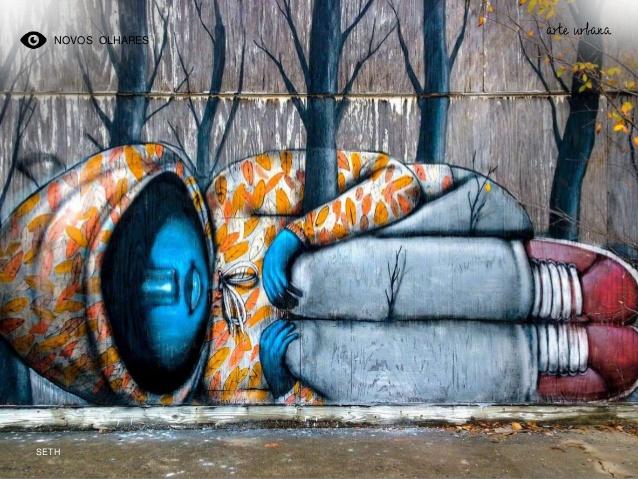 arte de rua bonita