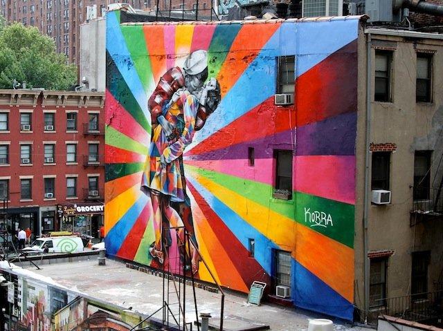 texto sobre arte de rua