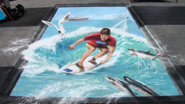 tipos de artes de rua