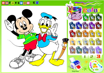 desenhos online para colorir